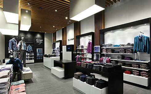 Super Qualität näher an attraktiver Stil OLYMP Opens the First Free-Standing Store in Heidelberg | Textiles ...