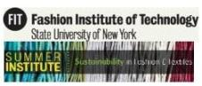 Fashion Institute of Technology Summer Institute Logo