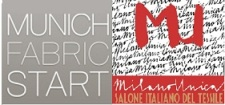 Milano Unica and Munich Fabric Start joint Logo