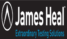 James Heal Logo with Tag Line