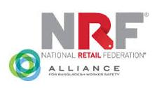 National Retail Federation (NRF) and Alliance for Bangladesh Worker Safety Logo