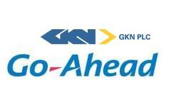 GKN plc and Go-Ahead Group Logo
