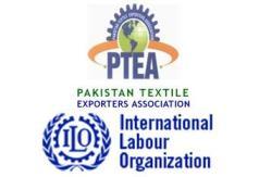ILO and PTEA Logo