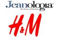 H&M and Jeanologia Logo