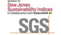 SGS and Dow Jones Sustainability Indices (DJSI)