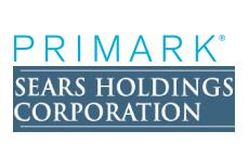 Sears Holdings Corporation and Primark Logo