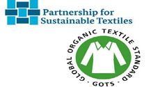 GOTS and Partnership for Sustainable Textiles