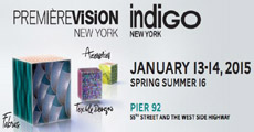 Premier Vision New York and Indigo