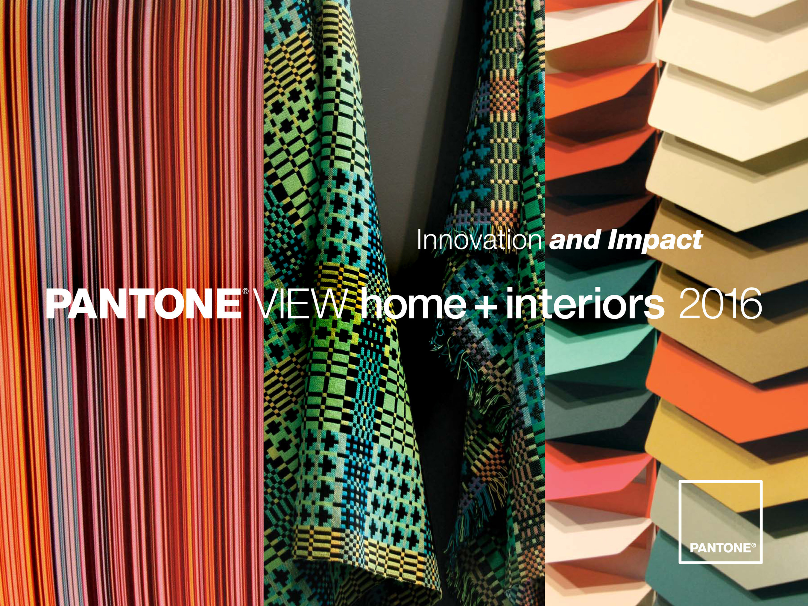 Pantone Color Institute Announces 2016 Color Trends For Home Furnishings And Interior Design Textiles Update