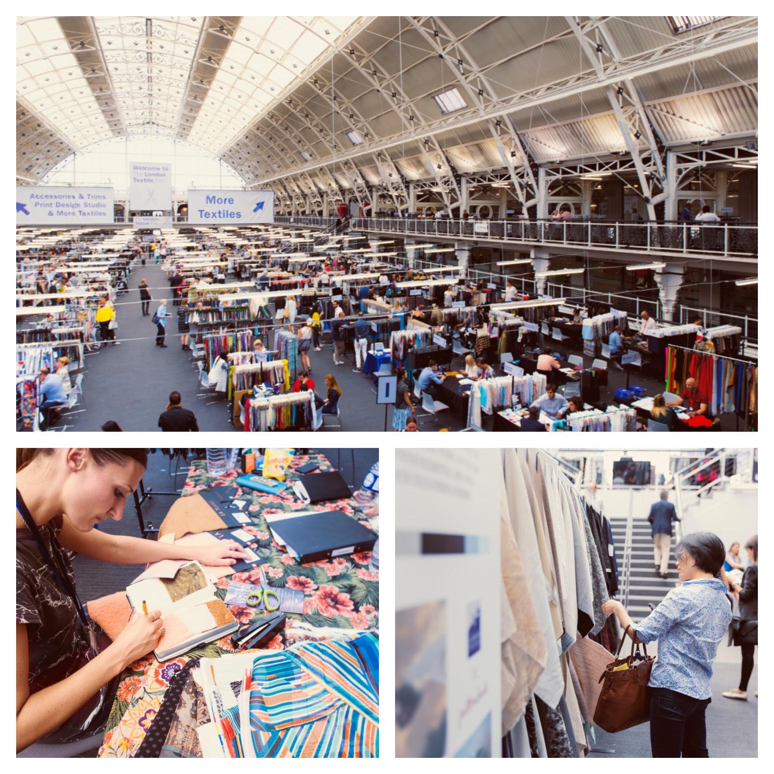 The London Textile Fair | Textiles Update