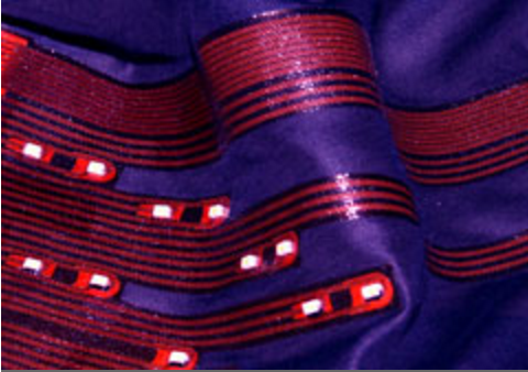 Smart Electronics For Smart Clothing Textiles Update
