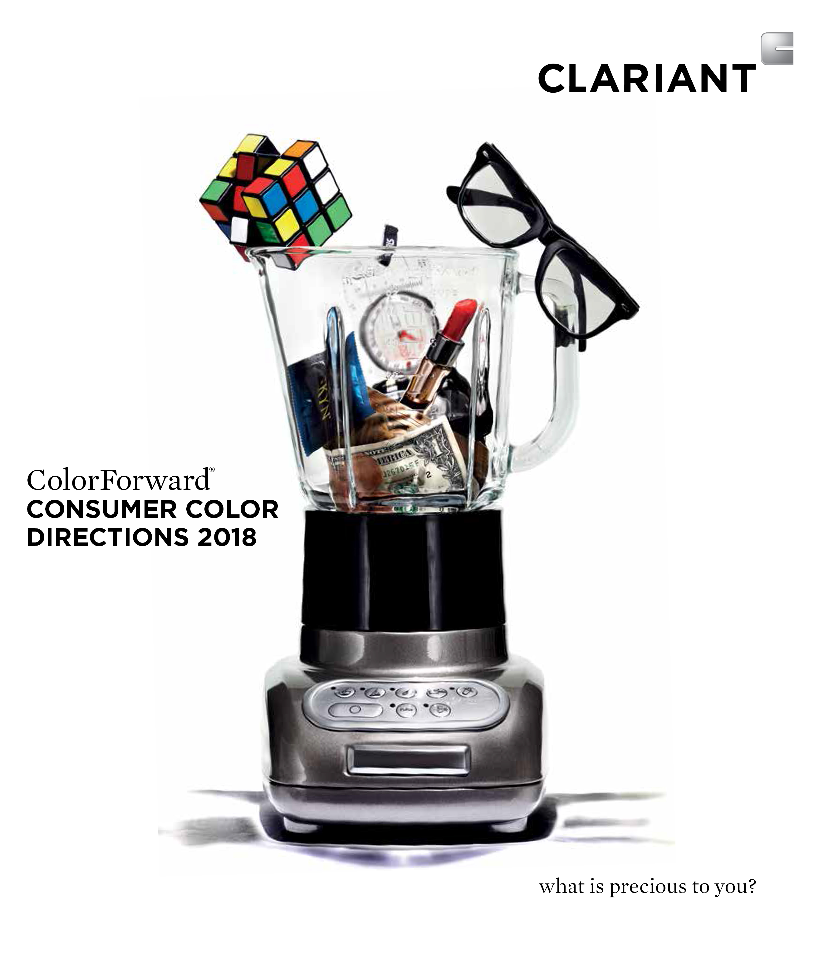 Clariant's ColorForward® 2018 Forecast Reflects a Dark Mood Among Consumer