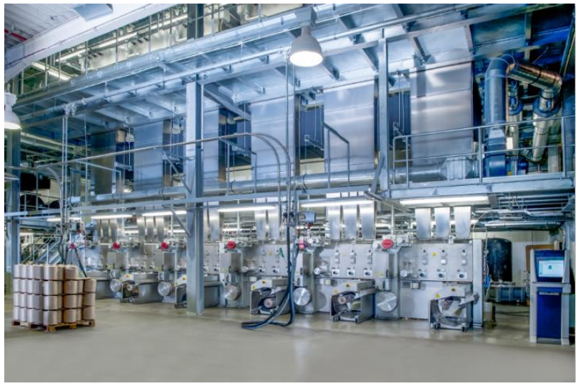 Oerlikon Neumag BCF Solution S+ - the market leading system for the production of BCF yarn