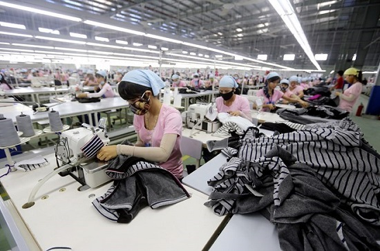 Vietnams Textile-Garment Industry Heavily Relies on Imported